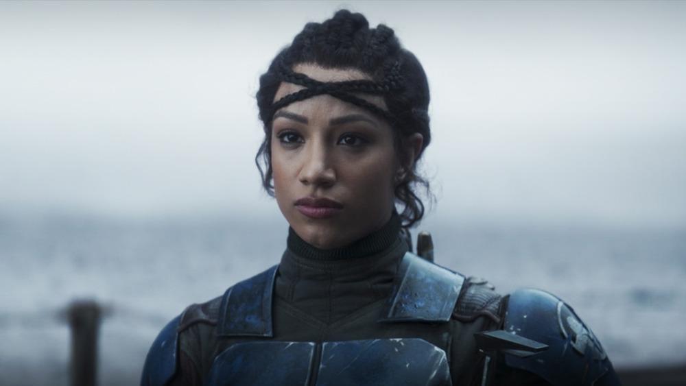 Sasha Banks s'est confiée sur son rôle dans The Mandalorian