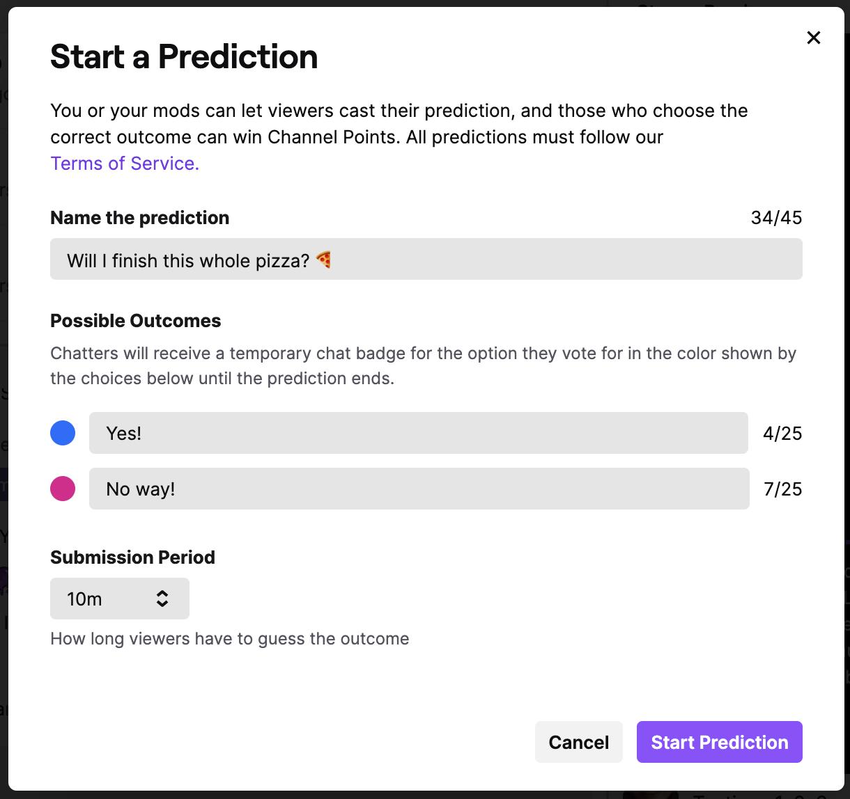 Twitch a dévoilé son nouvel outil pour opérer des sondages