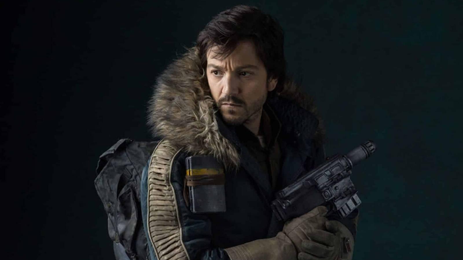 Diego Luna série Star Wars Rogue One