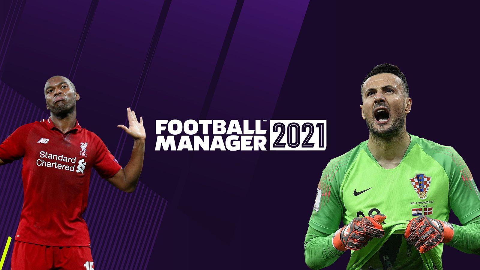 Joueurs sans contrat Football Manager 2021