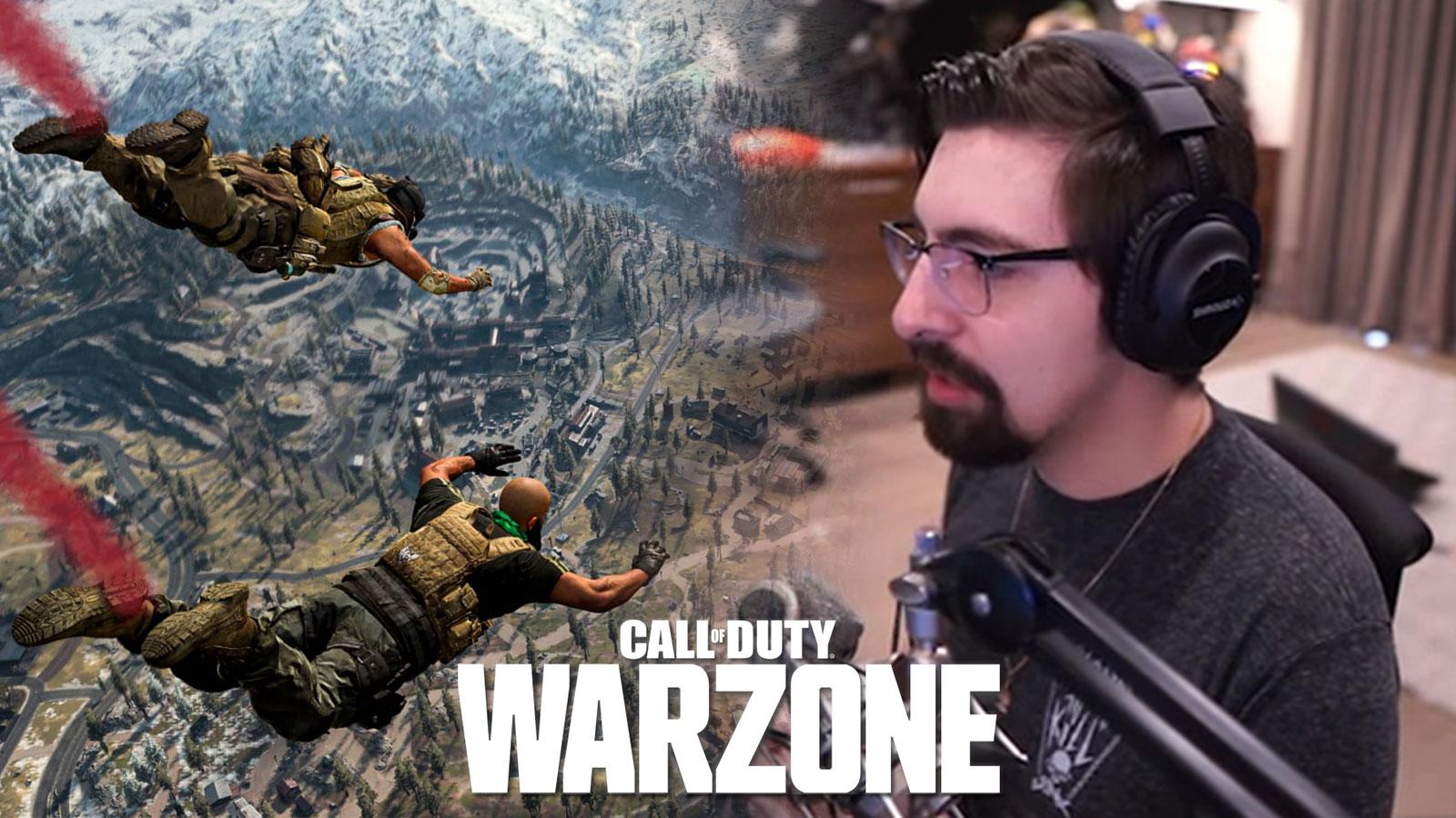 Shroud explique pourquoi Warzone n'est pas amusant