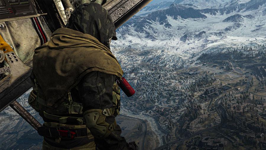 Screenshot de Warzone