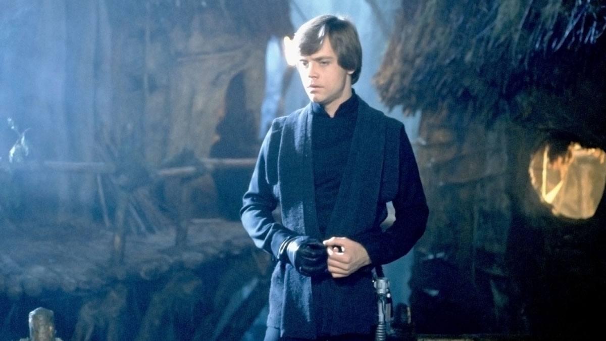 Luke Skywalker dans Star Wars épisode VI