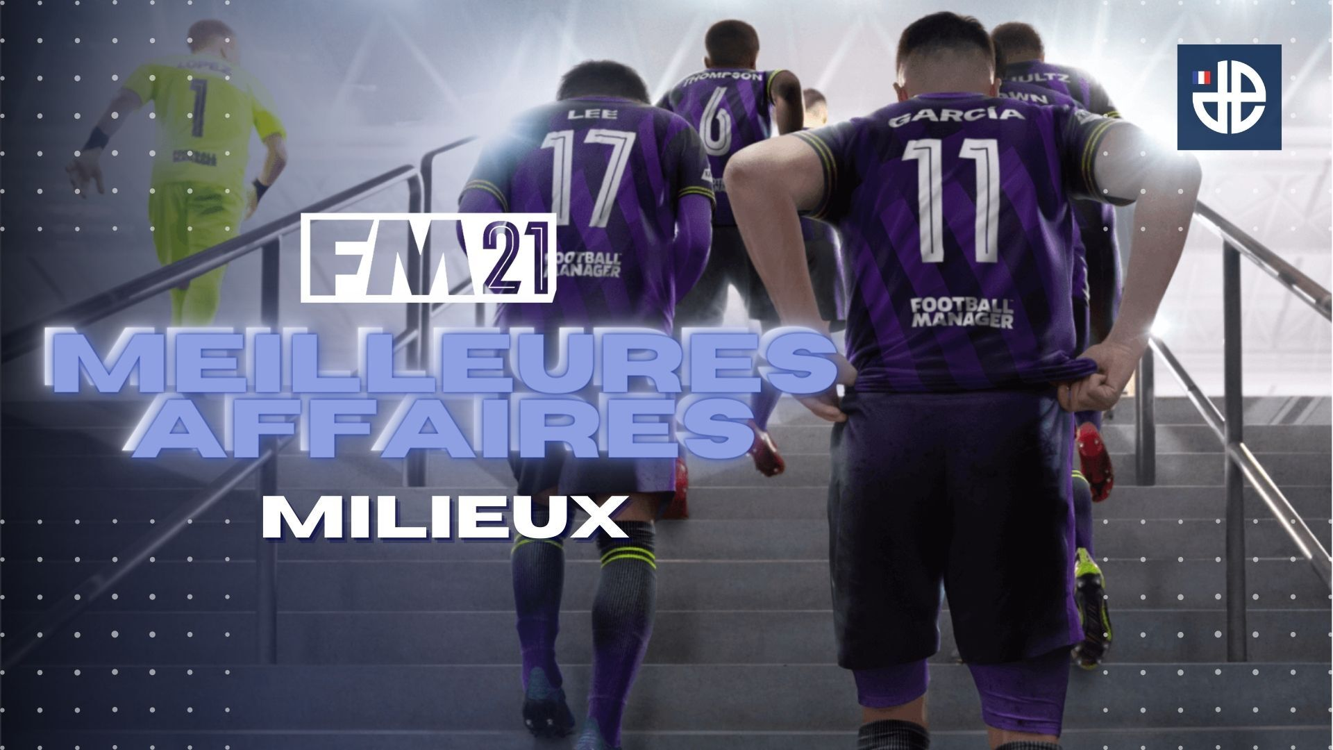 Football Manager 21 milieux bargains