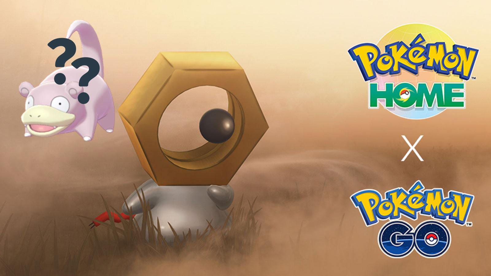 Pokémon Go Home événement Meltan Ramoloss Niantic