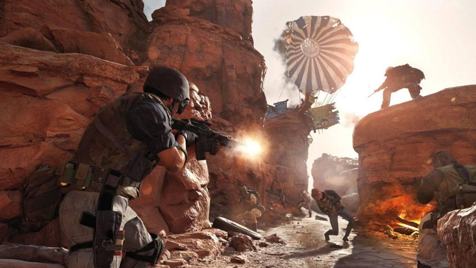 Black Ops Cold War Setellite Activision