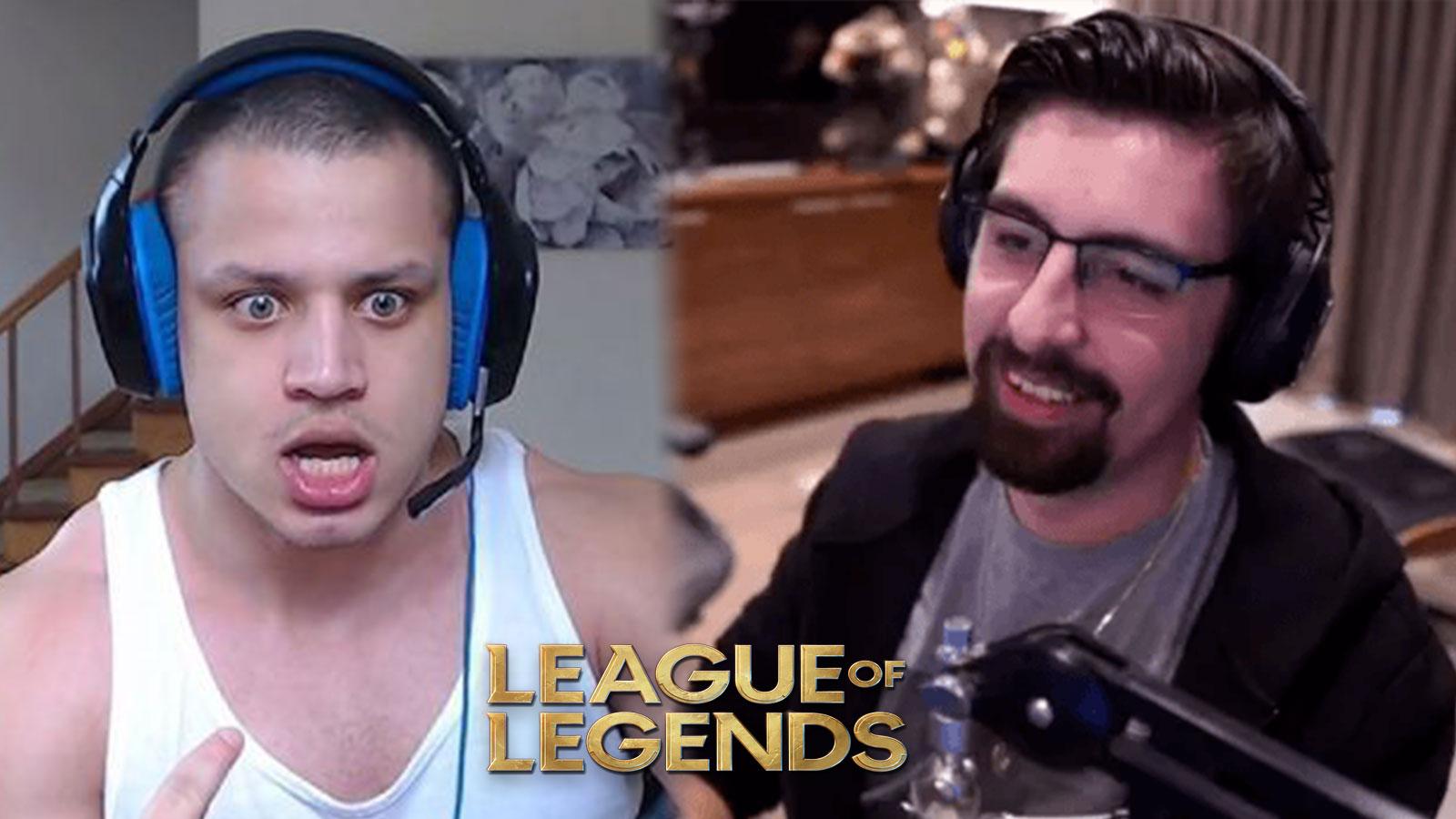 shroud aurait bien aimé être coaché par Tyler1 sur League of Legends