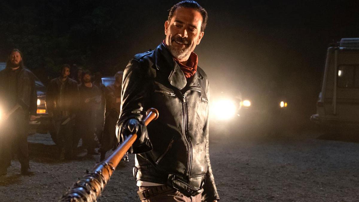 Negan dans The Walking Dead