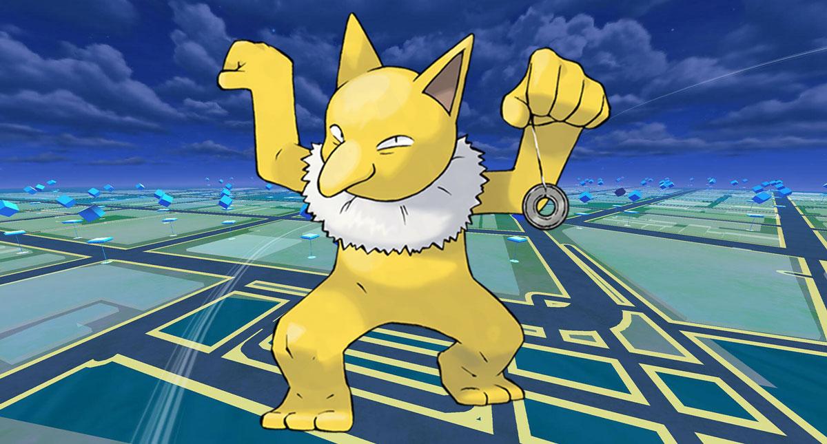 Kypnomade dans Pokémon GO