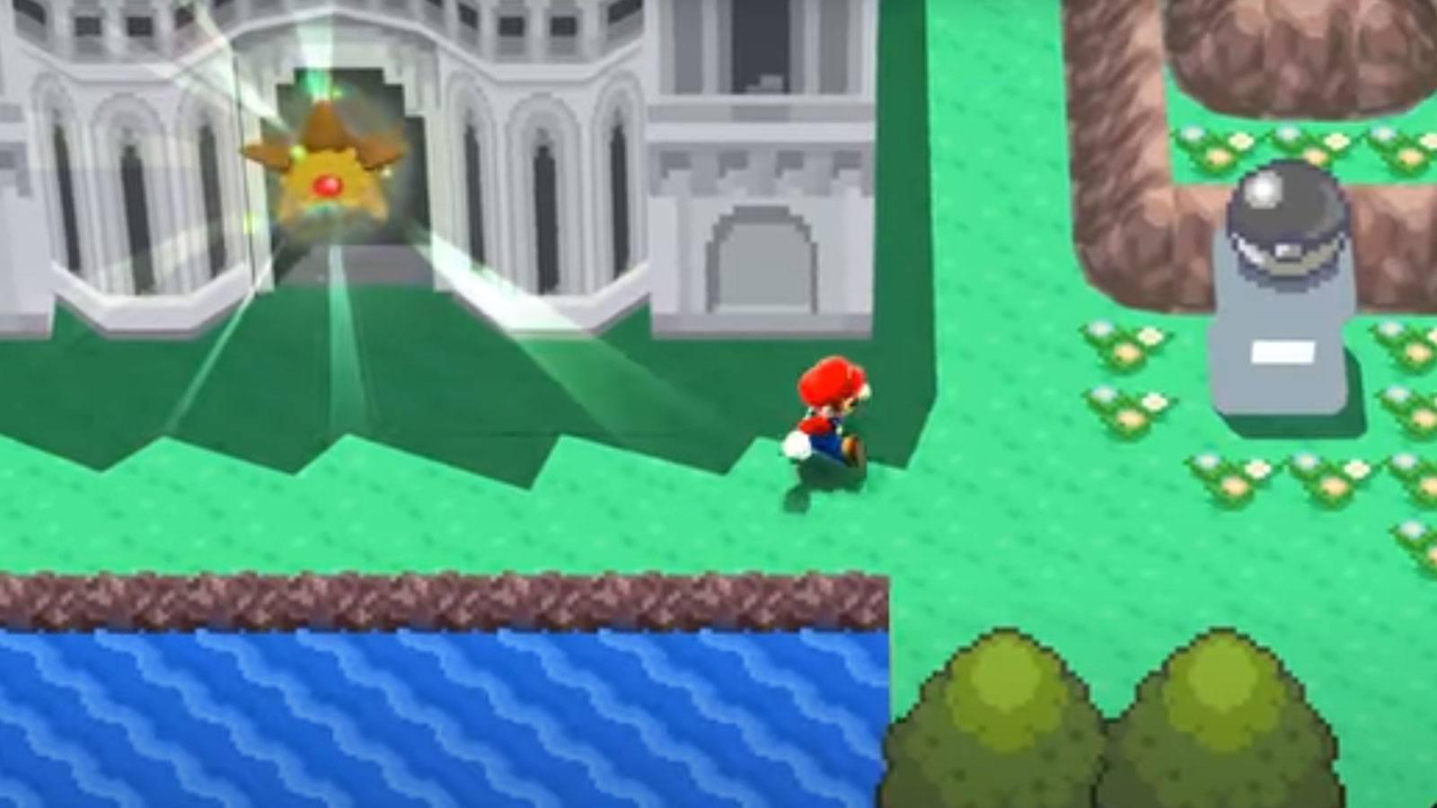 RiazorMC Pokémon Diamant Perle Super Mario Galaxy
