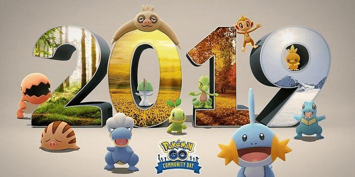 Journée de la Communauté 2019 Pokémon Go Niantic