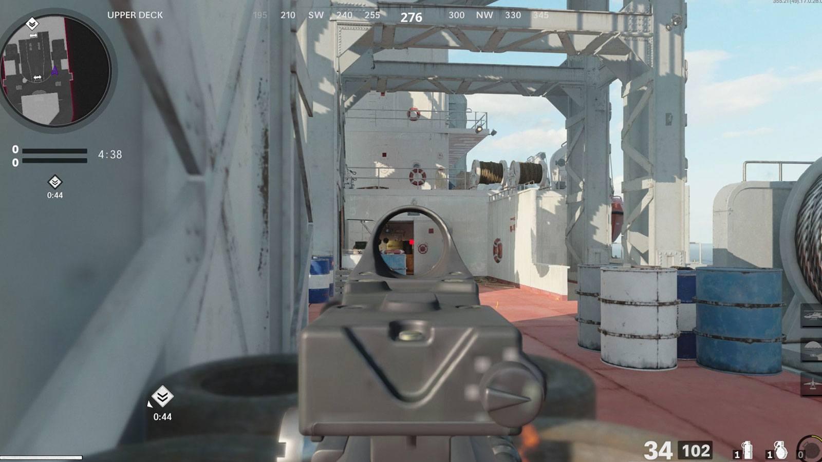 Black Ops Cold War FOV réglage