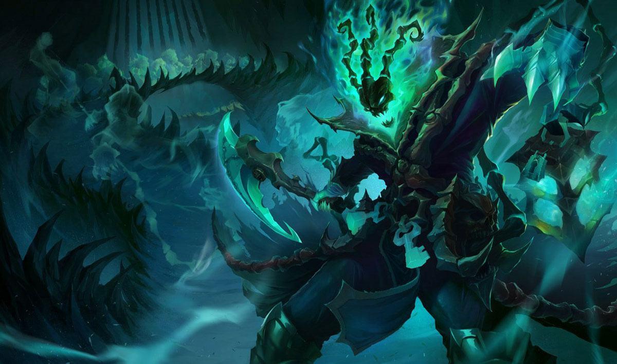Thresh League of Legends 10.23