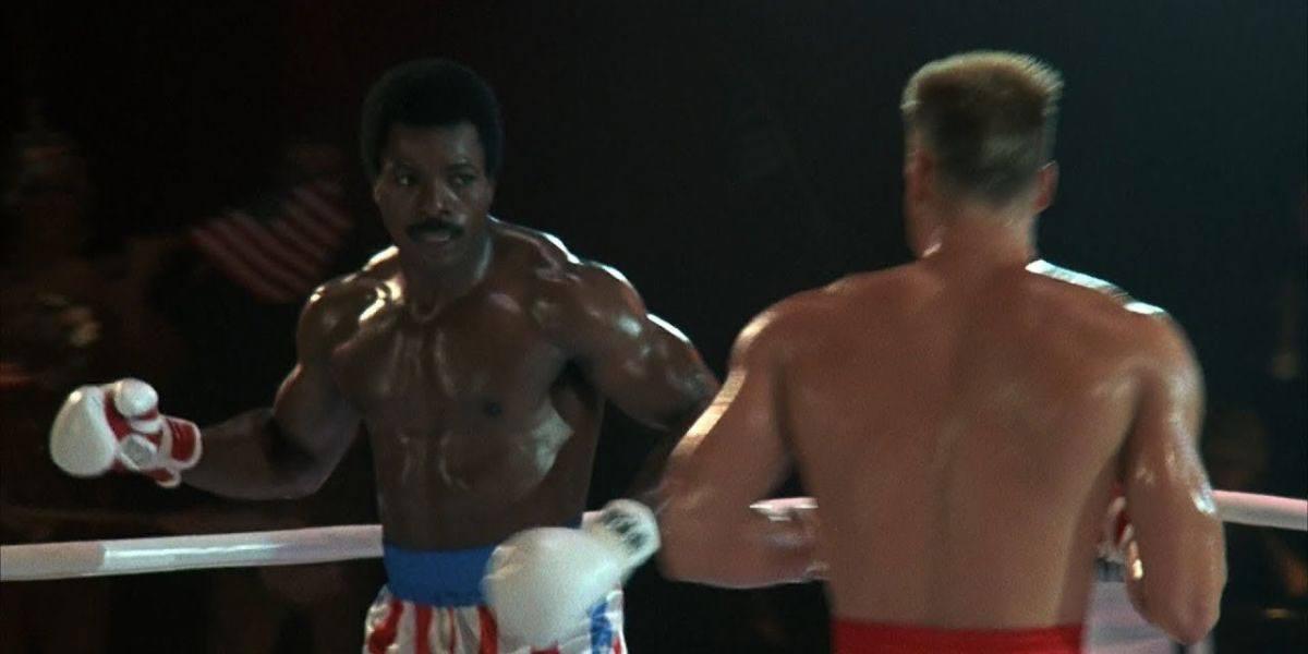 Carl Weathers dans Rocky 4
