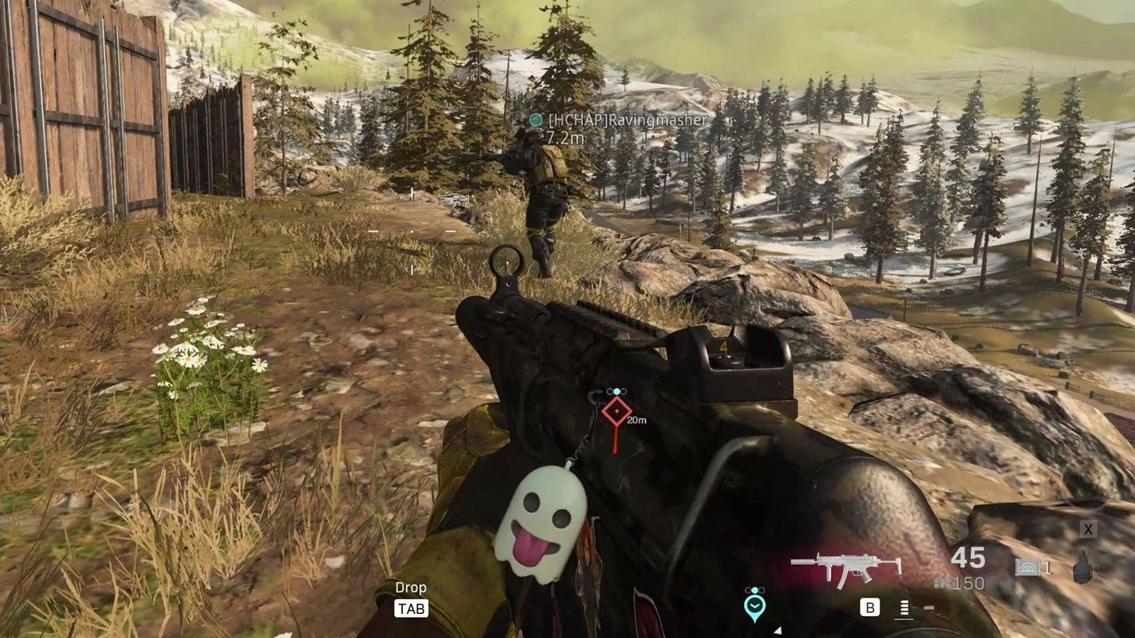 Modern Warfare Warzone Infinity Ward
