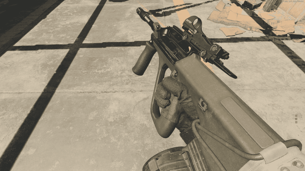 Les fusils d'assaut semble avoir le meilleur TTK de Black Ops Cold War