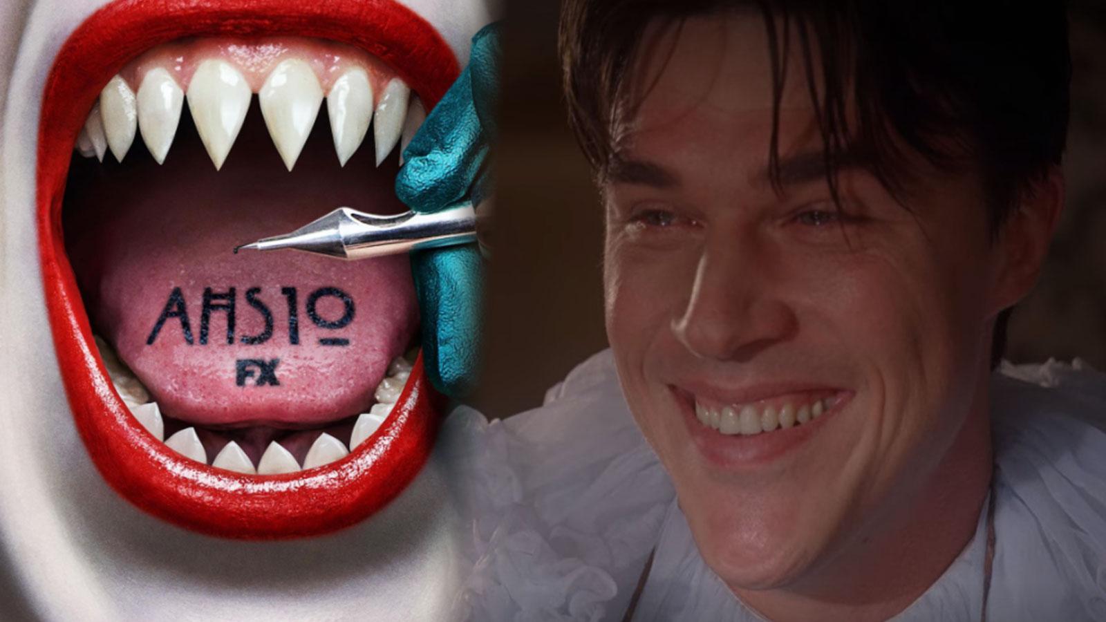 Finn Wittrock a donné des informations croustillantes sur la saison 10 d'American Horror Story