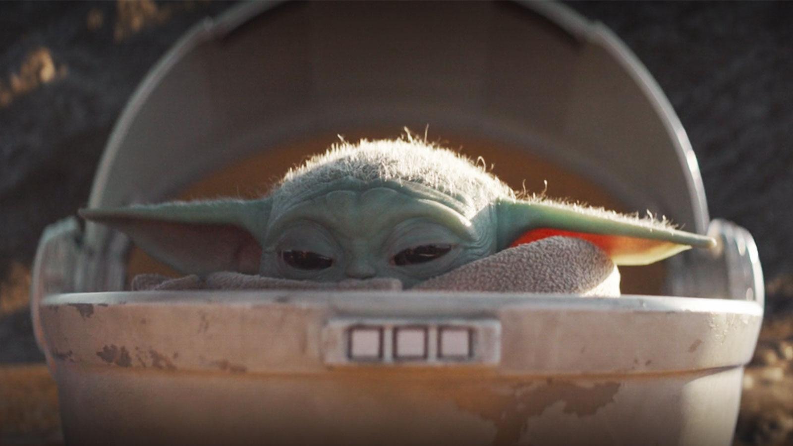 Les fans de The Mandalorian s'interrogent sur l'avenir de Baby Yoda
