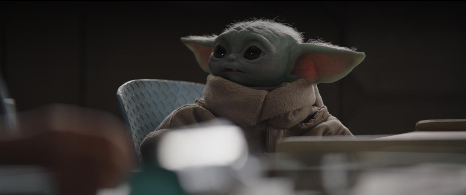 Baby Yoda est au centre de toutes les préoccupations des fans de The Mandalorian