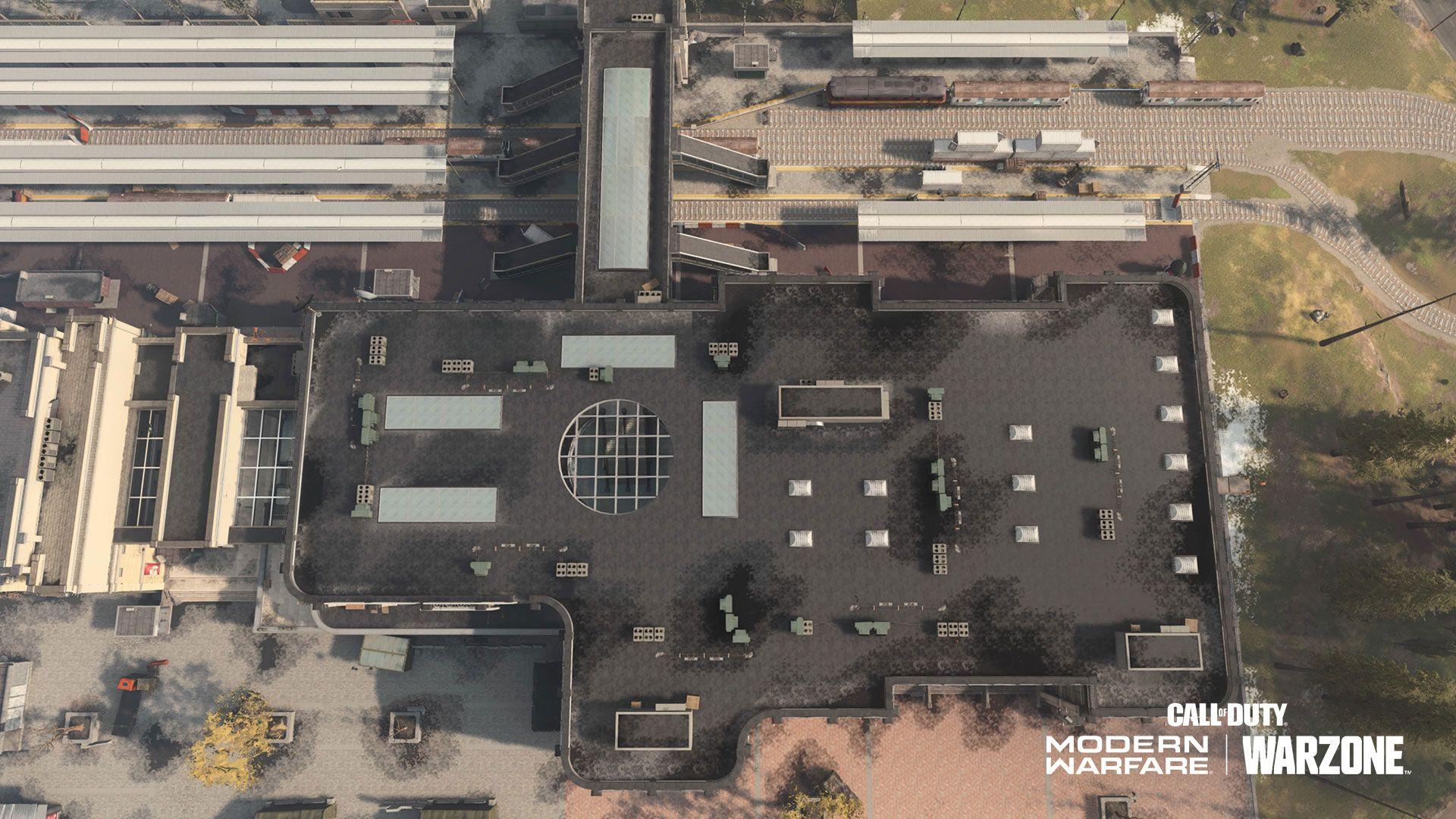 Warzone Activision Gare