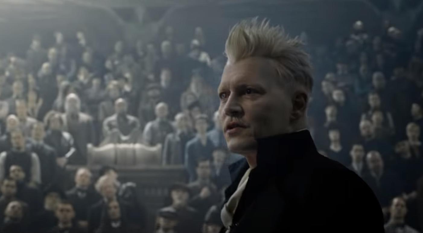 Johnny Depp n'incarnera pas Grindelwald dans les Animaux Fantastiques 3