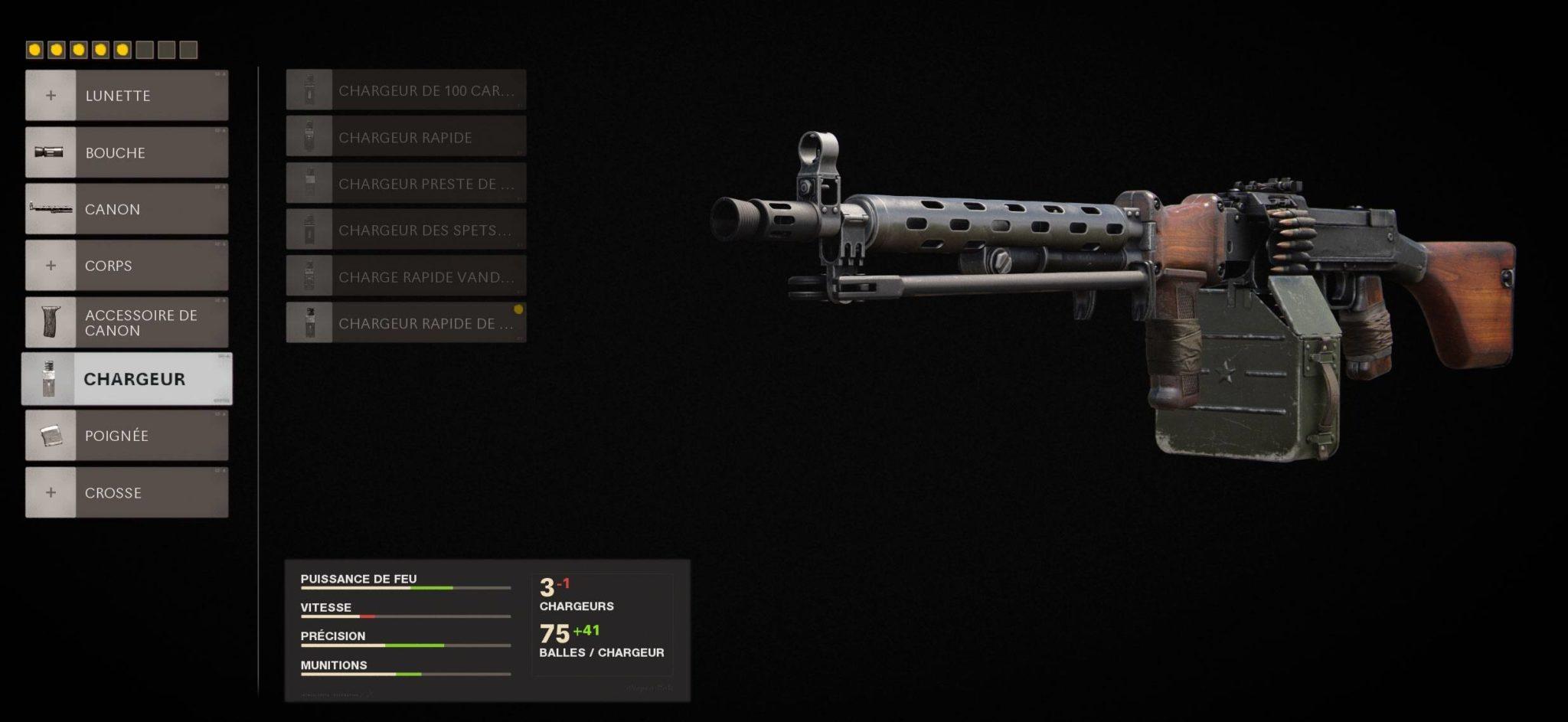 Build RPD Black Ops Cold War Treyarch