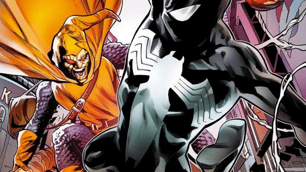 Spier-Mand Venom Super-Bouffon Marvel