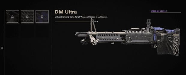 Cold War camouflage Dark Matter M60