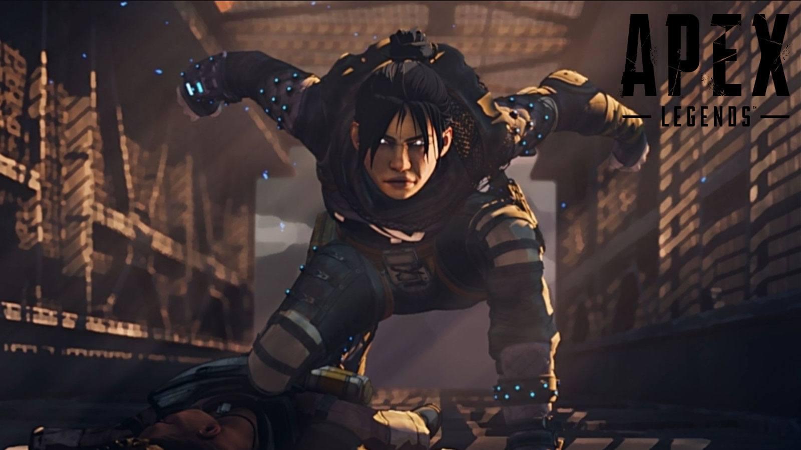 Apex Legends Wraith Respawn Entertainment