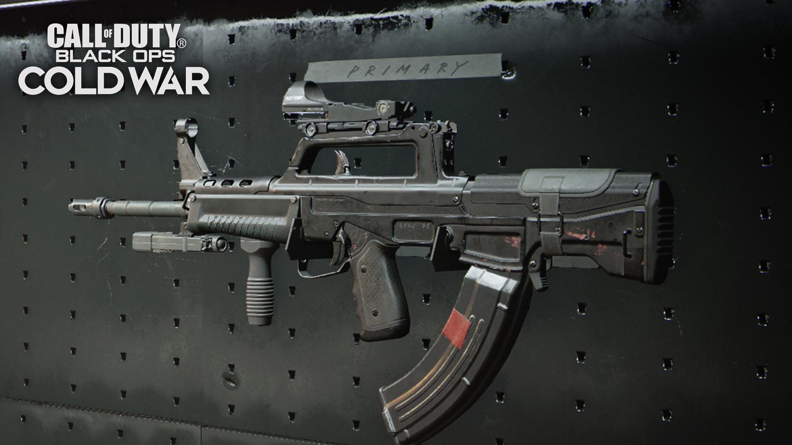 QBZ 83 Black Ops Cold War