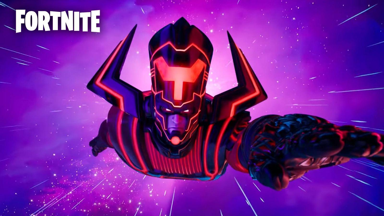 Skin Galactus Fortnite