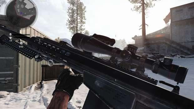M82 Black Ops Cold War