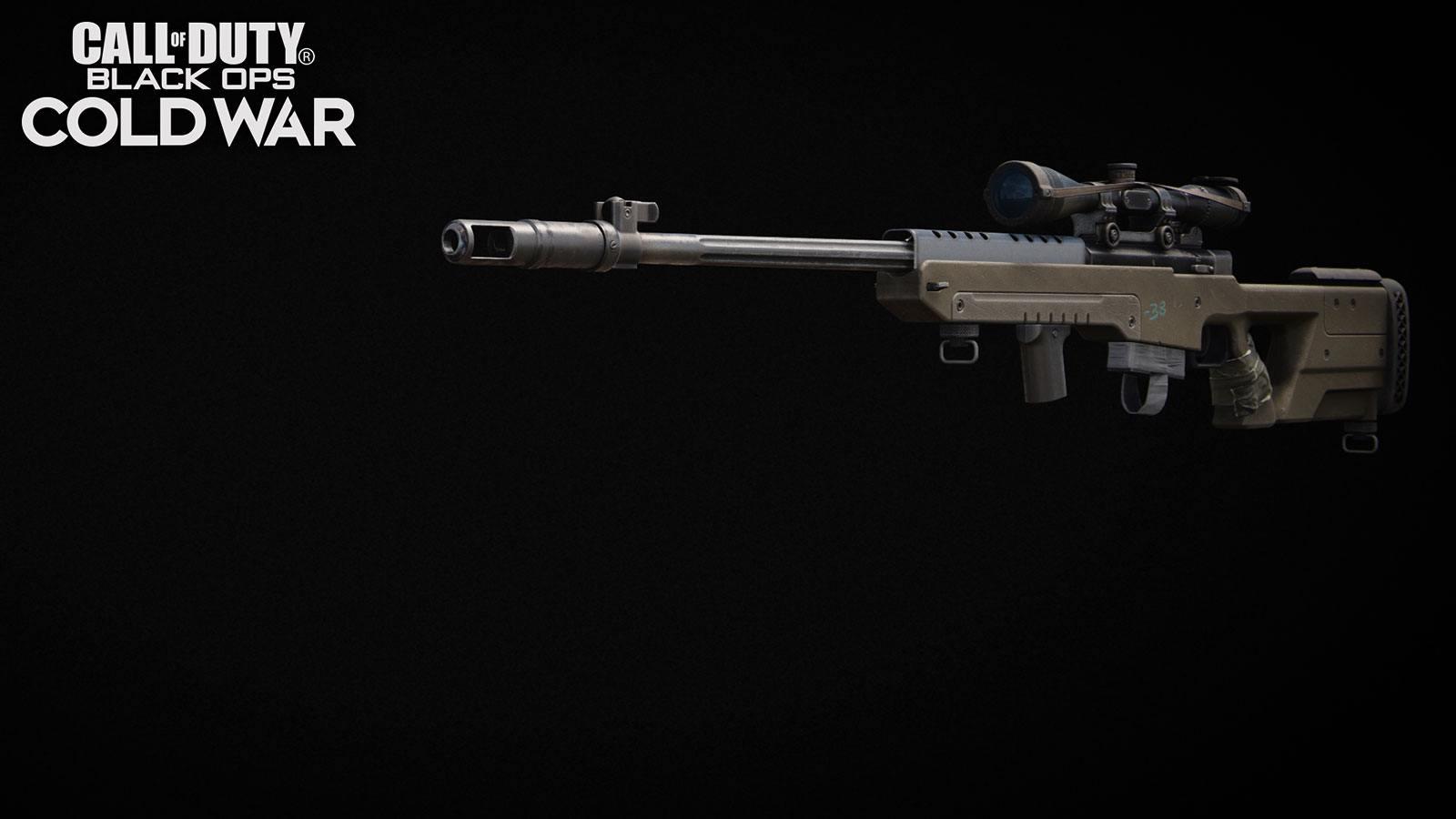 Black Ops Cold War Treyarch LW3 Tundra