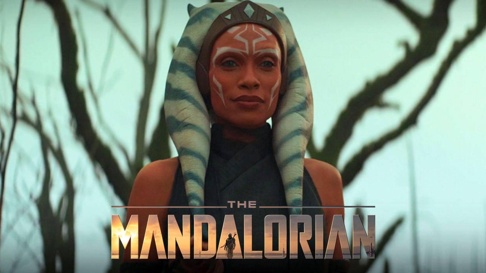 Ahsoka Tano dans The Mandalorian