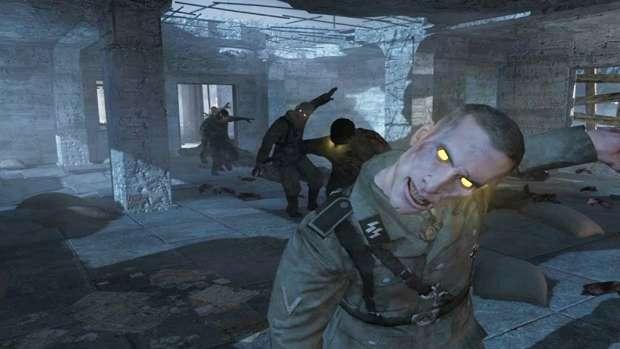Zombies nazi World at War Treyarch