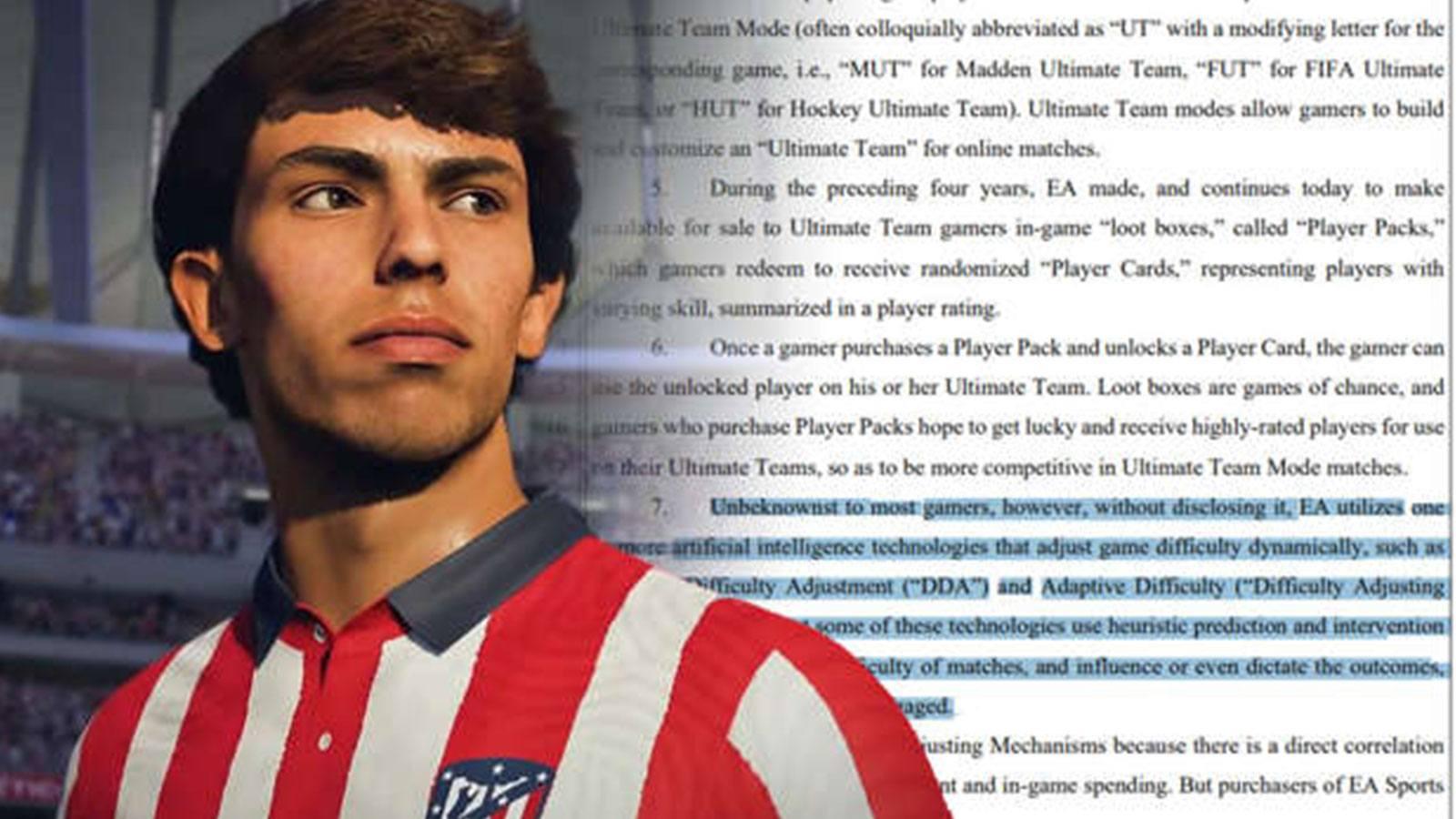 affaire Zajonc C Electronic Arts FIFA 21