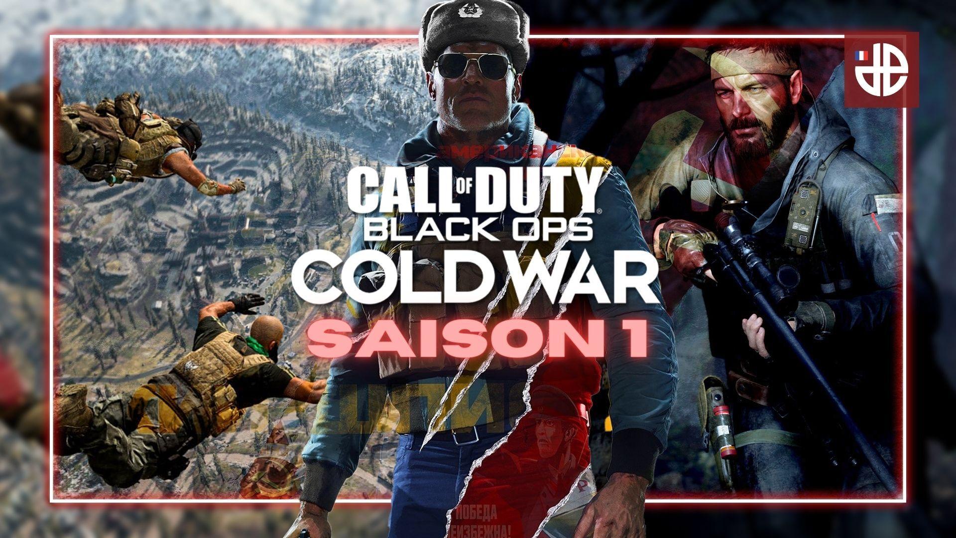 BOCW Warzone Saison 1 Activision Treyarch