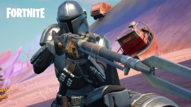 Les joueurs vont devoir affronter The Mandalorian sur Fortnite