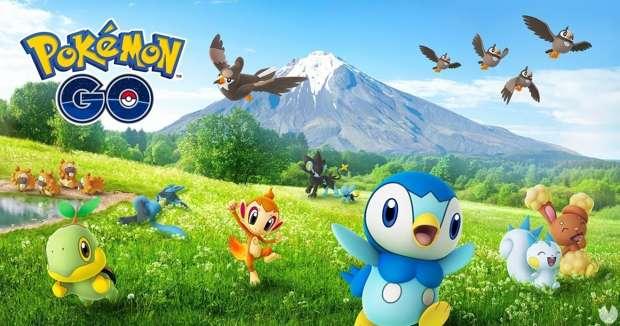 Pokémon Go starters Niantic