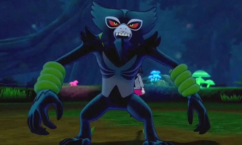 Zarude dans Pokémon Épée et Bouclier