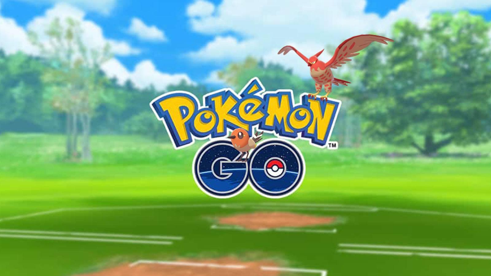 Passerouge Flambusard Pokémon go shiny niantic