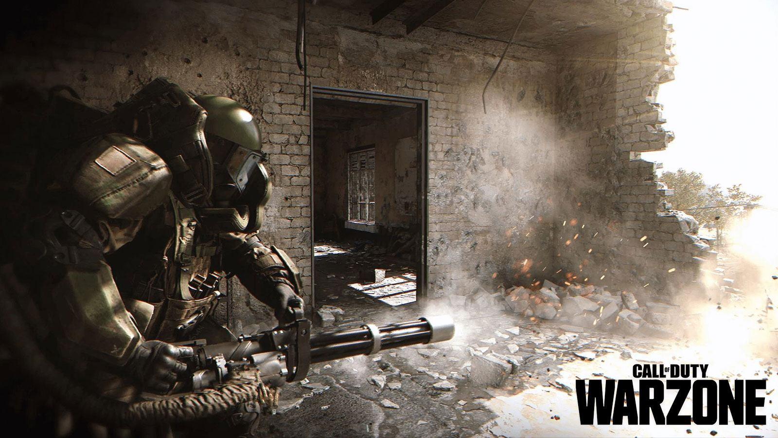 La tenue Juggernaut dans Warzone