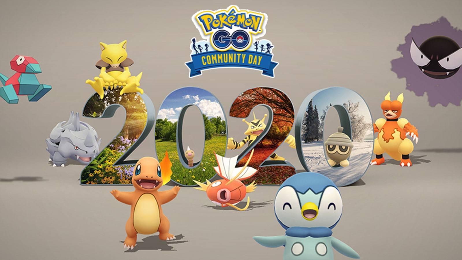 Journée de la Communauté décembre Pokémon Go