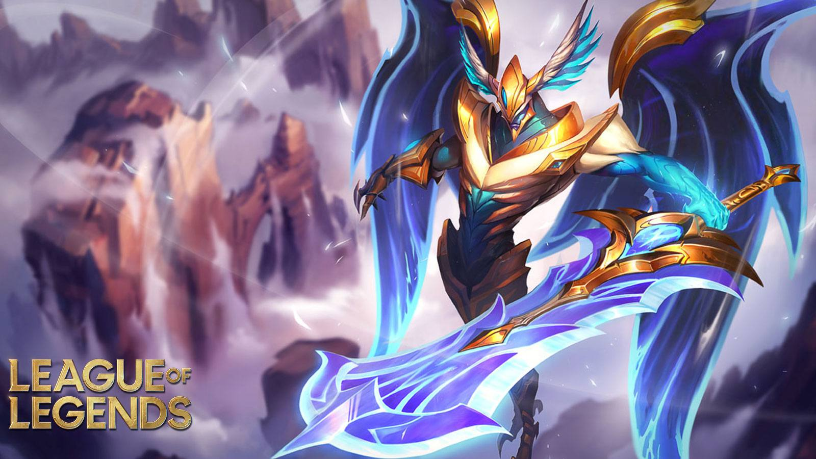 Aatrox Justicar skin League of Legends