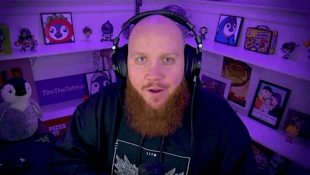 TimTheTatMan Twitch stream