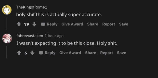 capture commentaire Reddit