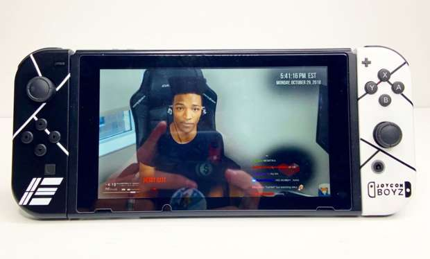 Etika Joycon Switch