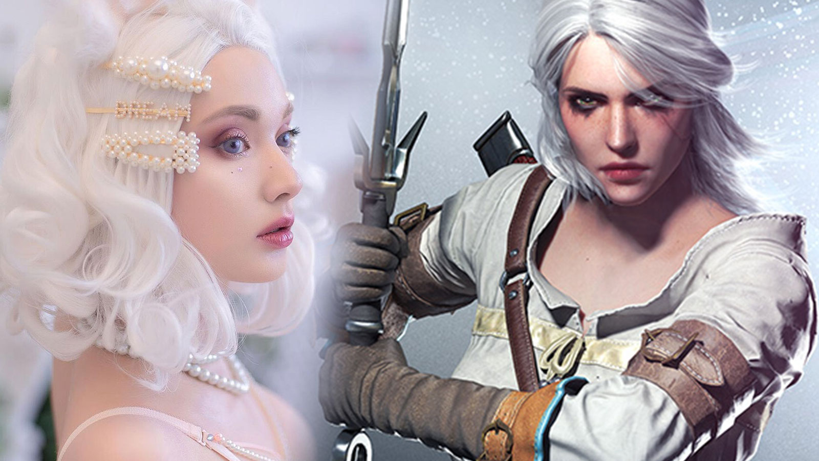 Une cosplayeuse a partagé une interprétation époustouflante de Ciri de The Witcher