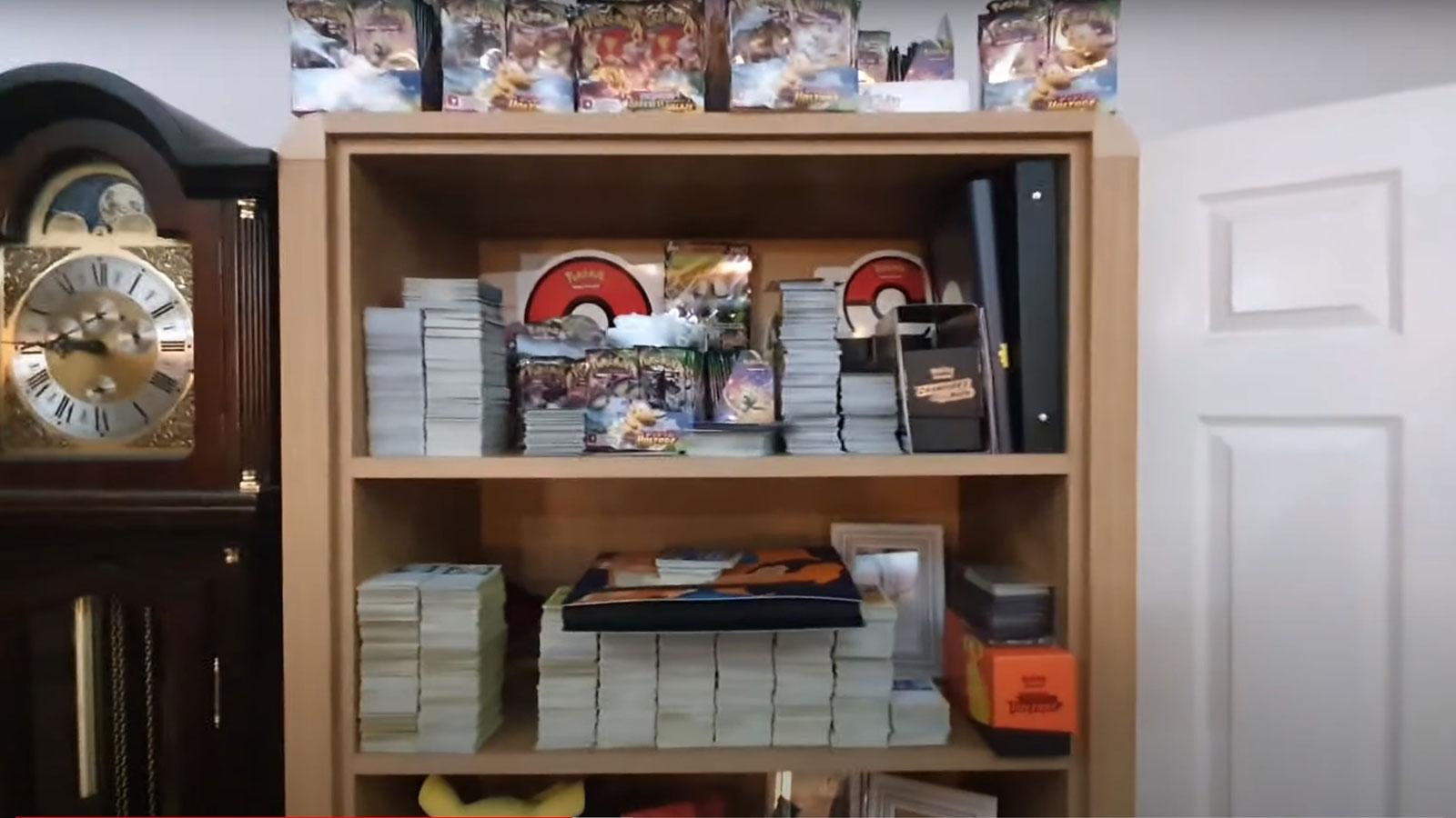 collection cartes Pokémon PokeMans Alex