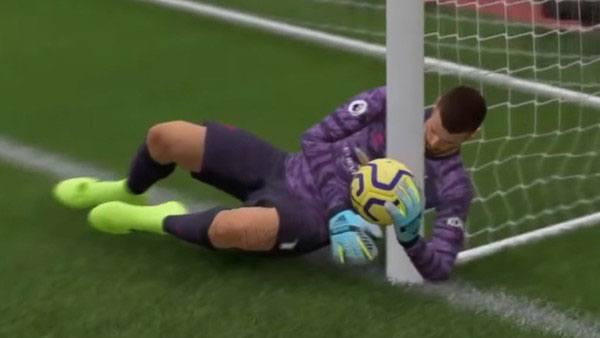 Bug du gardien dans FIFA 21